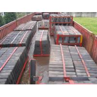 Dia 4.0m Cr-Mo Alloy Steel Mill Lining System With HRC50 Hardness DF081 Manufactures