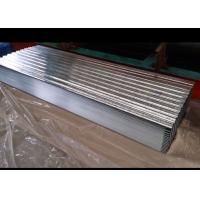Quality GI Coils Building Purlins Hot Dipped Galvanized Sheet Metal 900mm - 1250mm Width for sale