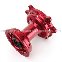 Quality 36 Holes Custom Motorcycle Spoke Wheel Hubs CNC Anodizing With Any Color for sale