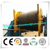 Marine Rope Winch H Beam Welding Line Electric String Spinning Machine Manufactures