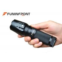 1200 Lumens High Range Zoomable Tactical LED Flashlight for Sale Manufactures