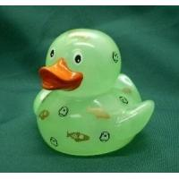 Quality Custom Soft Transparent Mini Rubber Ducks Safe For Baby Shower Favors ISO for sale