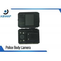 Infrared Surveillance Wearable Security Camera 3200mAh Battery With Long Time Recording Manufactures