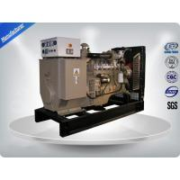 Dry Oil Filter 4 Wires Open Diesel Generator 520Kw / 650Kva with Prime Power Manufactures