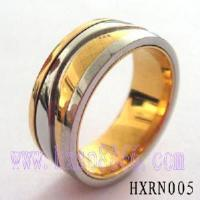 Fashion 316L Stainless Steel Jewelry Ring (HXRN005) Manufactures