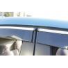 Wind Deflectors For Chery Tiggo 2012 Car Window Visors With Trim Stripe Manufactures