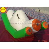 0.6mm / 0.9mm Thick Durable Inflatable Water Park PVC Tarpaulin Inflatable Water Seesaw Manufactures