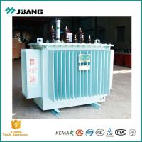 China Copper Winding 3 Phase 11kv Electrical Power Transformer ONAN ONAF on sale