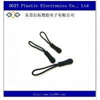 Zipper Pulls Cord Rope Ends Lock Zip Clip Buckle For Clothing/Bags Manufactures