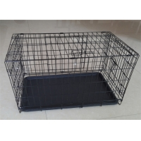 China 10x10x6ft Silver Welded Large Outdoor Dog Kennel Chain Link Boxed on sale