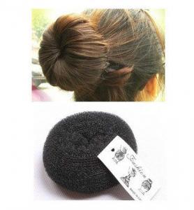 China New Trend Beautiful Nylon Hair Styling Bun on sale