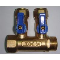 simple style manifolds for floor heat system Manufactures