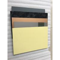 External Wall Material ACP 4mm Aluminium Composite Panel With Polyester Paint Manufactures