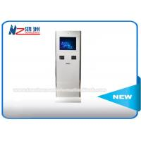 15 Inch Floor Standing Coin Counting Kiosk For Foreign Currency Exchange Manufactures