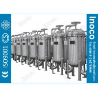 BOCIN 25 Micron Stainless Steel Multi-bag Filter Liquid Filter ASME Manufactures