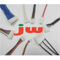 Black White Low Smoke Halogen Free Cable Wiring Harness , Fire Retardant Cable Manufactures