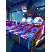 Commercial Coin Operated Magic Lollipop Game Machine / Indoor Sports Recreational Facilities Manufactures