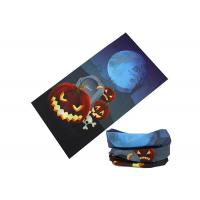 Kids Neck Scarf Halloween Style , Durable Good Flexibility Neck Gaiter  Manufactures