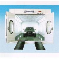 fully down draught auto spray booths HX-500 Manufactures