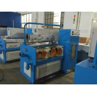 0.6mm-1.2mm Small Wire Making Machine, Cast Iron Structure Fine Wire Drawing Machine Manufactures