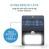 Water proof Motion Sensor Solar Light / solar security lights with motion sensor Manufactures