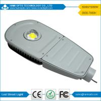 Good price AC85-265V IP65 3 years warranty cob 50W led street light Manufactures