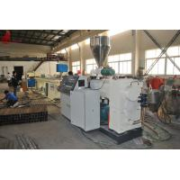Ø110mm - 800mm Pipe Extrusion Line for water supply , water drainage well casing pipe Manufactures