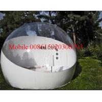 inflatable transparent tent inflatable transparent bubble tent clear inflatable lawn tent Manufactures