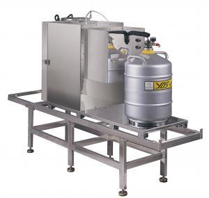 China Tensile Testing Machine liquid nitrogen cooling chamber -70℃ - 350℃ EMC003A on sale