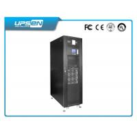 Professional IP20 380VAC 50Hz Modular UPS Three Phase With Touch LCD Screen Manufactures