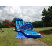 Big inflatable water slide inflatable water slide for kids and adults 60x12x30ft Manufactures