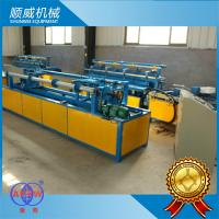 Single Wire Barbed Wire Fencing Machine 3m Weaving Breadth 5.5kw Power Manufactures