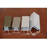 Golden Aluminum Window Extrusion Profiles  Manufactures