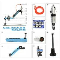 Acrylic M3-M12 Pneumatic Air Tapping Machine Quick Change High Precision Manufactures