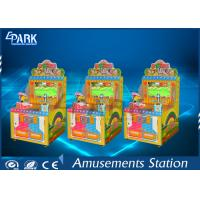 Happy Farm 22 Inch Double Players Shooting Arcade Machines Game Simulation Manufactures