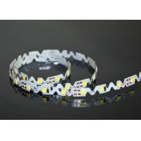 Buy cheap 12V S Shape LED Strip 60LEDS / M , Ultra Flexible Outdoor LED Strip IP20 from wholesalers