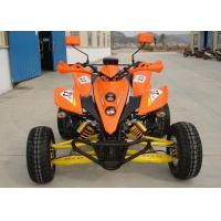 Water Cooled 250cc Youth Racing Atv With Single Cylinder 4 - Stroke Swing Arms Manufactures