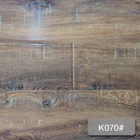 U-Groove Laminate Flooring K070# 8mm with CE Manufactures