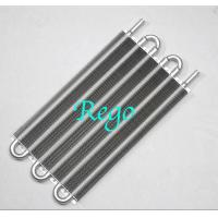 "12 "" Thickness Automatic Transmission Oil Cooler Kit 6 Rows Layer Silver Color Manufactures"