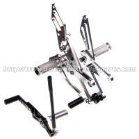 Yamaha Motorcycle Rear Sets Folding Foot Pegs For All Riding Styles And Positions Manufactures