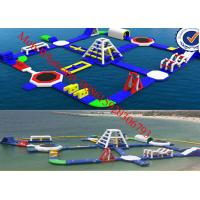 Quality giant inflatable water park water park equipment inflatable aqua park for sale