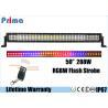 288W 50 Inch Remote Control LED Light Bar , 25920 Lumen RGB Light Bar Manufactures