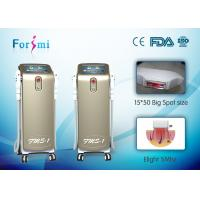 Vertical champagen acne removal hair removal salon use equipment shr machine Manufactures