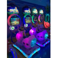 Submarine League & Dolphin Adventure Music Kiddie Ride Coin Operated Manufactures