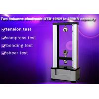 Computer Control Electronic Universal Testing Machine 10KN Two Columns Manufactures
