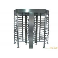 Security Waterproof Full Height Turnstiles 2 Lane Hotel Ferry Management Manufactures