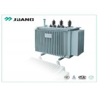 Quality 50Hz 1200kva Step Down Oil Immersed Power Transformer 400V  Onan Cooling System for sale