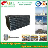 Corrosion Resistance Condensing Economizer In Boiler , Economiser In Boiler Manufactures