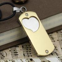 Stainless Steel Love Pendant, Customized Designs Welcomed Manufactures