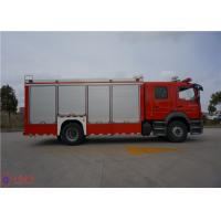 Max Torque 1120N.M Fire And Rescue Trucks , Lifting Height 6.5m Fire Service Truck Manufactures
